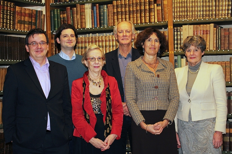 Board of the Amsterdam University Fund